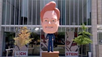 Conan O'Brien bobblehead