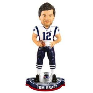 Tom Brady SB49 Bobblehead