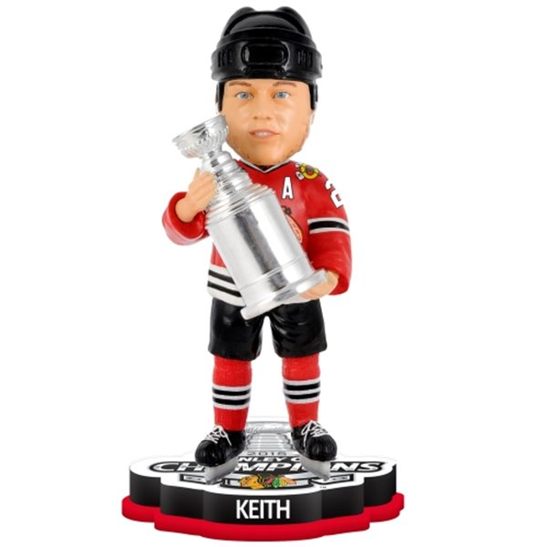 Keith 2015 Stanley Cup