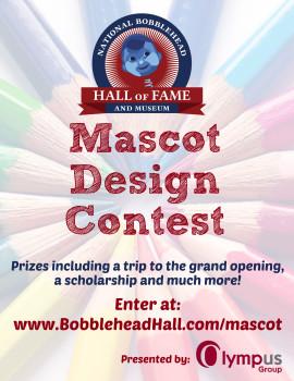 Mascot Design Contest Flyer